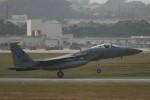 Mr.boneさんが、嘉手納飛行場で撮影したアメリカ空軍 F-15C Eagleの航空フォト(飛行機 写真・画像)