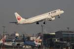 imosaさんが、羽田空港で撮影したジェイ・エア ERJ-190-100(ERJ-190STD)の航空フォト(飛行機 写真・画像)