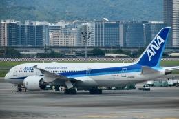 東亜国内航空さんが、台北松山空港で撮影した全日空 787-8 Dreamlinerの航空フォト(飛行機 写真・画像)