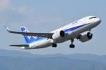 Tango-4さんが、高知空港で撮影した全日空 A320-271Nの航空フォト(飛行機 写真・画像)