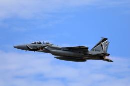 TAKAHIDEさんが、小松空港で撮影した航空自衛隊 F-15DJ Eagleの航空フォト(飛行機 写真・画像)