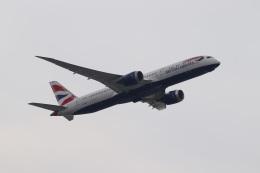 k_n_k01さんが、羽田空港で撮影したブリティッシュ・エアウェイズ 787-9の航空フォト(飛行機 写真・画像)
