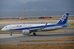 T.Kawaseさんが、関西国際空港で撮影した全日空 A320-271Nの航空フォト(飛行機 写真・画像)