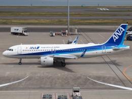 FT51ANさんが、羽田空港で撮影した全日空 A320-271Nの航空フォト(飛行機 写真・画像)