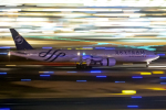 Cozy Gotoさんが、羽田空港で撮影したエールフランス航空 777-328/ERの航空フォト(飛行機 写真・画像)