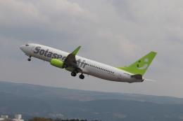 flyflygoさんが、熊本空港で撮影したソラシド エア 737-881の航空フォト(飛行機 写真・画像)