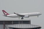 kuro2059さんが、香港国際空港で撮影したキャセイドラゴン A330-342の航空フォト(飛行機 写真・画像)