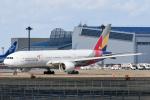 panchiさんが、成田国際空港で撮影したアシアナ航空 777-2B5/ERの航空フォト(飛行機 写真・画像)