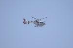kumagorouさんが、那覇空港で撮影した学校法人ヒラタ学園 航空事業本部 EC135P2+の航空フォト(飛行機 写真・画像)