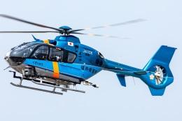 まんぼ しりうすさんが、福井空港で撮影した福井県警察 EC135T2+の航空フォト(飛行機 写真・画像)