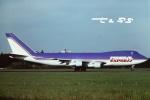 tassさんが、成田国際空港で撮影したフェデックス・エクスプレス 747-249F/SCDの航空フォト(飛行機 写真・画像)