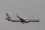しかばねさんが、シドニー国際空港で撮影したヴァージン・オーストラリア 737-8FEの航空フォト(飛行機 写真・画像)