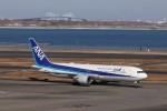 KAZFLYERさんが、羽田空港で撮影したエアージャパン 767-381/ERの航空フォト(飛行機 写真・画像)