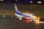 のぎスポさんが、羽田空港で撮影した全日空 737-54Kの航空フォト(飛行機 写真・画像)