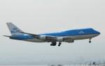 omi3さんが、関西国際空港で撮影したKLMオランダ航空 747-406Mの航空フォト(飛行機 写真・画像)