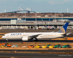 RUNWAY23.TADAさんが、羽田空港で撮影したユナイテッド航空 787-9の航空フォト(飛行機 写真・画像)