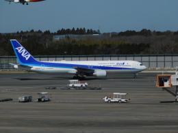 けいほんさんが、成田国際空港で撮影した全日空 767-381/ERの航空フォト(飛行機 写真・画像)
