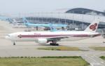 omi3さんが、関西国際空港で撮影したタイ国際航空 777-2D7の航空フォト(飛行機 写真・画像)