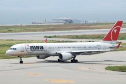omi3さんが、関西国際空港で撮影したノースウエスト航空 757-251の航空フォト(飛行機 写真・画像)