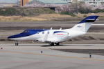 yabyanさんが、名古屋飛行場で撮影した日本法人所有 HA-420の航空フォト(飛行機 写真・画像)