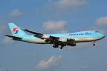 LEGACY-747さんが、成田国際空港で撮影した大韓航空 747-4B5F/ER/SCDの航空フォト(飛行機 写真・画像)
