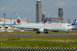 LEGACY-747さんが、成田国際空港で撮影したエア・カナダ 767-35H/ERの航空フォト(飛行機 写真・画像)