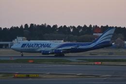 LEGACY-747さんが、成田国際空港で撮影したナショナル・エア・カーゴ 747-428(BCF)の航空フォト(飛行機 写真・画像)