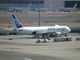 ヒコーキグモさんが、羽田空港で撮影した全日空 767-381Fの航空フォト(飛行機 写真・画像)