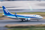 RUNWAY23.TADAさんが、羽田空港で撮影した全日空 737-781の航空フォト(飛行機 写真・画像)