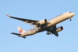 ceskykrumlovさんが、羽田空港で撮影した日本航空 A350-941の航空フォト(飛行機 写真・画像)