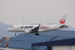 LEGACY-747さんが、伊丹空港で撮影したジェイ・エア ERJ-170-100 (ERJ-170STD)の航空フォト(飛行機 写真・画像)