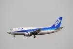 LEGACY-747さんが、伊丹空港で撮影したANAウイングス 737-54Kの航空フォト(飛行機 写真・画像)