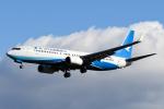 panchiさんが、成田国際空港で撮影した厦門航空 737-86Nの航空フォト(飛行機 写真・画像)