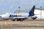 panchiさんが、成田国際空港で撮影したアトラス航空 747-4B5F/SCDの航空フォト(飛行機 写真・画像)
