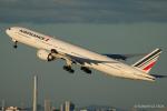 RUNWAY23.TADAさんが、羽田空港で撮影したエールフランス航空 777-328/ERの航空フォト(飛行機 写真・画像)