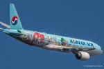 RUNWAY23.TADAさんが、羽田空港で撮影した大韓航空 777-2B5/ERの航空フォト(飛行機 写真・画像)