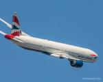 RUNWAY23.TADAさんが、羽田空港で撮影したブリティッシュ・エアウェイズ 777-36N/ERの航空フォト(飛行機 写真・画像)