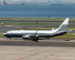 RUNWAY23.TADAさんが、羽田空港で撮影したACMエア・チャーター 737-8LX BBJ2の航空フォト(飛行機 写真・画像)