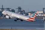 RUNWAY23.TADAさんが、羽田空港で撮影したアメリカン航空 787-9の航空フォト(飛行機 写真・画像)
