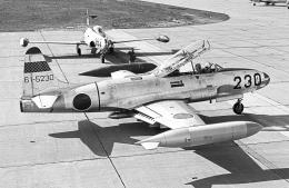 A-330さんが、小松空港で撮影した航空自衛隊 T-33Aの航空フォト(飛行機 写真・画像)