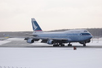 LEGACY-747さんが、新千歳空港で撮影したキャセイパシフィック航空 747-467の航空フォト(飛行機 写真・画像)