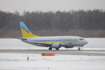 LEGACY-747さんが、新千歳空港で撮影したAIR DO 737-54Kの航空フォト(飛行機 写真・画像)