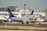 LEGACY-747さんが、成田国際空港で撮影したスカイマーク 737-86Nの航空フォト(飛行機 写真・画像)