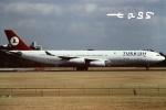 tassさんが、成田国際空港で撮影したターキッシュ・エアラインズ A340-313Xの航空フォト(飛行機 写真・画像)