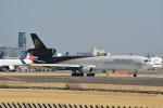 LEGACY-747さんが、成田国際空港で撮影したUPS航空 MD-11Fの航空フォト(飛行機 写真・画像)
