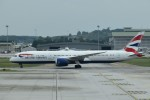 こじゆきさんが、クアラルンプール国際空港で撮影したブリティッシュ・エアウェイズ 787-9の航空フォト(飛行機 写真・画像)