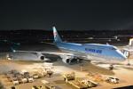 LEGACY-747さんが、成田国際空港で撮影した大韓航空 747-4B5の航空フォト(飛行機 写真・画像)