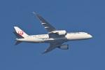 ふぁんとむらいだーさんが、羽田空港で撮影した日本航空 787-8 Dreamlinerの航空フォト(飛行機 写真・画像)