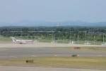 メンチカツさんが、新千歳空港で撮影したハネウェル G-V-SP Gulfstream G550の航空フォト(飛行機 写真・画像)