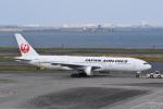 muneyan007さんが、羽田空港で撮影した日本航空 777-246/ERの航空フォト(飛行機 写真・画像)